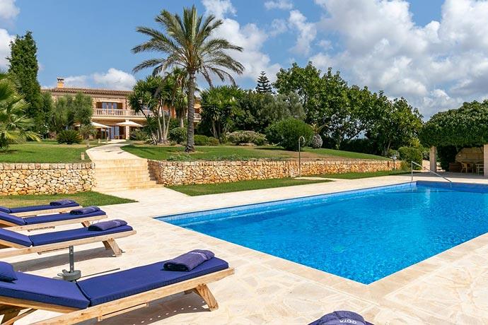 Finca auf Mallorca flexibel mieten